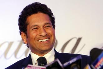 A file photo of Sachin Tendulkar. Photo: AP