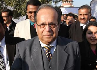 On the resignation from the post of chairman of the WBHRC, Justice Ganguly said that he would prefer to remain 'quiet. Photo: Hindustan Times