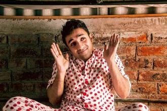 Vir Das is performing at the Weirdass Pajama Festival