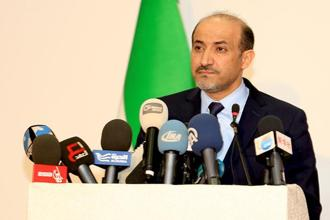 Syrian National Coalition (SNC) president Ahmad Jarba. The agreement by SNC—and the chance of fighters backing the process—will be a boost for Western supporters of the Geneva 2 talks seen as the most serious global effort yet to end the near three-year conflict. Photo: AFP