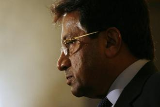 Musharraf faces treason charges dating back to his 1999-2008 rule but has not shown up for any hearings of a special tribunal due to security fears and lately a heart complaint. Photo: Reuters