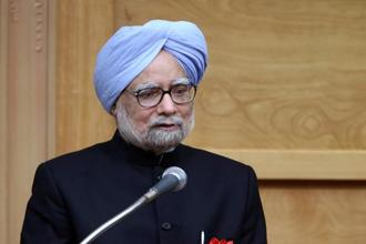 Prime Minister Manmohan Singh. Photo: Bloomberg