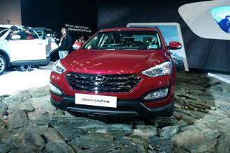 The sports utility vehicle Santa Fe is priced in the range of Rs26.3 lakh to Rs29.25 lakh.