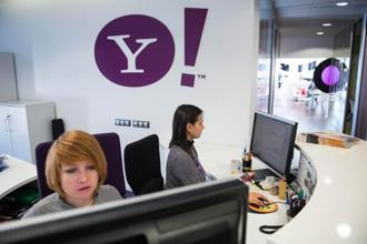 The first Yahoo service to require the new sign-in process is Yahoo Sports Tourney Pick'Em, a service focused on the NCAA college basketball tournament which begins later this month. Photo: Bloomberg