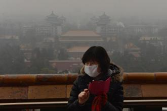 The first change to the legislation in 25 years will give legal backing to Beijing's newly declared war on pollution and formalize a pledge made last year to abandon a decades-old growth-at-all-costs economic model that has spoiled much of China's water, skies and soil. Photo: AFP
