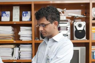 Rohan Murthy is working as Narayana Murthy's executive assistant in Infosys. Photo: Aniruddha Chowdhury/Mint