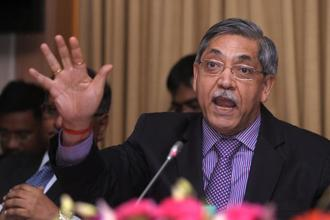 A file photo of K.C. Chakrabarty. Photo: Abhijit Bhatlekar/Mint
