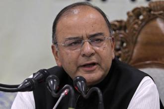 India's finance and defence minister Arun Jaitley. Photo: Reuters