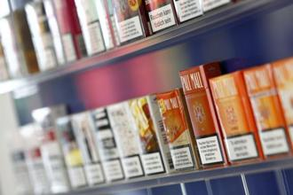 Cigarette consumption has dropped an annual average 3.4% since 2000 while many bonds were structured to withstand consumption declines of only 2% to 3%. Photo: Reuters