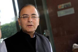 Finance minister Arun Jaitley. Photo: Pradeep Gaur/Mint