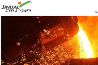 Jindal Steel and Power Ltd's (JSPL) consolidated sales rose 10% to Rs4,978 crore while its operating profit rose by 24 % at Rs1,629 crore.