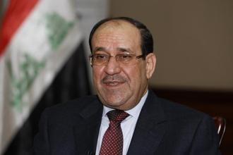 Maliki had resisted months of pressure to step down and had insisted on his right to form a new government based on the results of a parliamentary election in late April. Photo: Reuters
