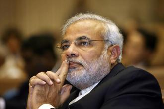 A file photo of Prime Minister Narendra Modi. Photo: AFP