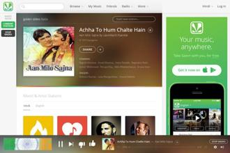 In the previous round of funding, Saavn raised about $16 million from US-based venture capital fund, Tiger Global Management Llc and a group of angel investors.