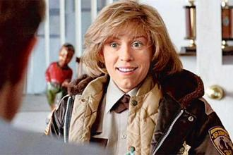 Frances McDormand as Marge Gunderson in 'Fargo'