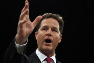 British retail, aerospace and education businesses are expected to sign deals and explore opportunities with Indian counterparts during Nick Clegg's trip. Photo: Reuters