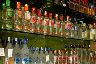 Most of the growth this year in vodka sales was seen in the pricier segment. Photo: Hemant Mishra/Mint