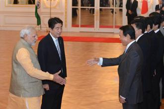 India, Japan strengthen strategic ties