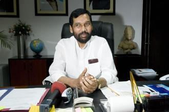 Terming misleading advertisements as 'dangerous', food and consumer affairs minister Paswan said that an inter-ministerial group has been put in place to suggest remedial measures. Photo: Mint