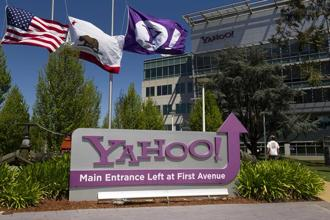 California-based Yahoo said in July the majority of the proceeds of the sale of Yahoo's stake in Alibaba would be returned to shareholders. Photo: Bloomberg