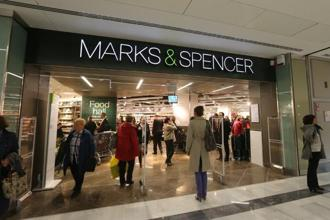 Marks and Spencer, opened its first store in India in 2001, and currently runs 42 outlets across the country. Photo: AFP