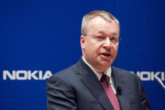 Each day that Stephen Elop spent at Nokia's helm, the company's market value declined by €18 million ($23 million)—making him, by the numbers, one of the worst CEOs in history. Photo: Bloomberg