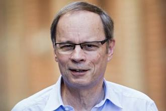 Jean Tirole won the 2014 economics Nobel Prize on 13 October. Photo: Reuters