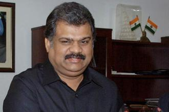 Former Union shipping minister G.K. Vasan has said that he will announce his next plan of action on 3 November. Photo: PIB