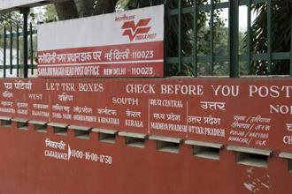 India has the largest postal network in the world with more than 150,000 post offices out of which 86% are in rural areas. Photo: Mint
