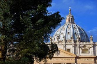 The Vatican, which has had no formal diplomatic ties to Beijing since shortly after the Communist Party took power in 1949, has been trying to improve relations with China. Photo: Vincenzo Pinto/AFP