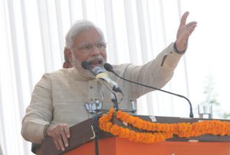 We must revive the romance of science in society: Narendra Modi