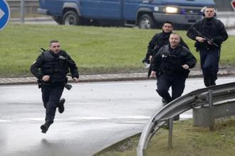 France has been on high alert for more attacks since the country's worst terror attack in decades — the massacre Wednesday in Paris that left 12 people dead at the satirical newspaper Charlie Hebdo. Photo: Reuters