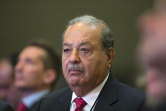 While Carlos Slim's financial return shows how much Times sacrificed for his help at the time, it also illustrates how confident he was in the storied newspaper's future. Photo: Bloomberg