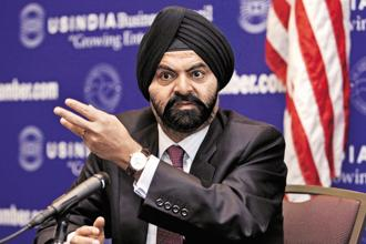 US Companies Are Going To Invest More In India Ajay Banga Print View Liv