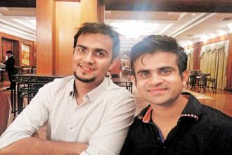 Ankit Gupta (left) and Dhruv Sogani, two of the co-founders of Innovese Technologies. In May 2013, Yo!CAPTCHA—the Captcha advertising platform of the company—was sold off to digital agency Networkplay Media.