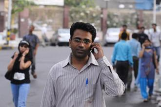Marketing using missed calls in India has picked up in the last couple of India. Photo: Mint