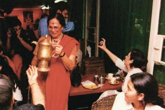 The Samovar was never meant to be a café; it was always the meeting point for conversations.
