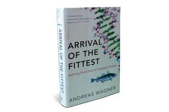 Arrival Of The Fittest—Solving Evolution's Greatest Puzzle: Oneworld Publications, 291 pages, £18.99 (around 1,750).