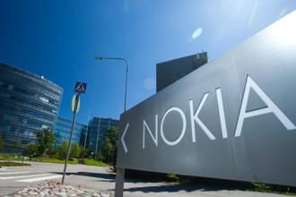 The sale of Nokia's handset business to Microsoft was completed last April, and it seemed to mark a final humiliation of the Finnish company that had risen from obscurity in the 1990s to become one of the world's iconic brands. Photo: Bloomberg