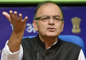"In the words of finance minister Arun Jaitley, GST is the ""single most important tax reform after 1947"". Photo: Vijay Verma/PTI"
