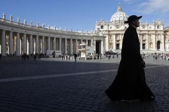 The Saint Peter's Square at the Vatican. Islamic extremists suspected in a bomb attack in Pakistan had planned the attack against the Vatican in 2010 that was never carried out. Photo: Reuters