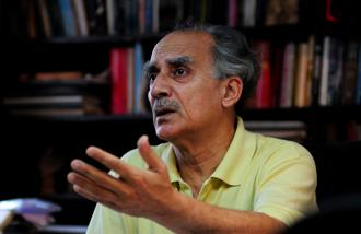 Shourie said there was 'great anxiety' among the minorities in the wake of the incidents of attack on Christian institutions and the 'Ghar Wapsi' and 'Love Jihad' campaigns. Photo: Priyanka Parashar/Mint