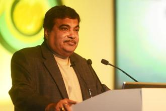 Nitin Gadkari said CAG has nowhere named him as a wrong-doer and there was no charge of corruption or misappropriation. Photo: Ramesh Pathania/Mint