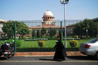 A bench comprising justices Ranjan Gogoi and P.C. Ghose accepted a majority of the recommendations made by an expert committee established by a court order dated 23 April 2014. Photo: Pradeep Gaur/Mint