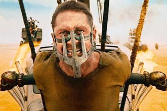 A still of Tom Hardy from 'Mad Max: Fury Road'