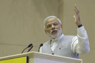 When it comes to his engagement with other fundamental Indian principles, Narendra Modi's personal and intellectual limitations have been badly exposed. Photo: Bloomberg