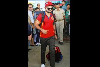 Virat Kohli. Photo: PTI