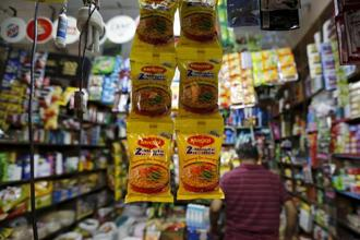 Following the reports of high content of lead in Maggi, FDA Maharashtra conducted its own tests and banned the sale of Maggi in the state on 6 June. Photo: Reuters