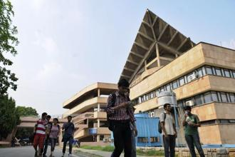 None of the Indian Institutes of Technology (IITs) made it to the top 50 in Asia. Photo: HT
