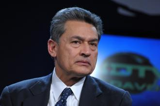 Rajat Gupta was convicted in 2012 of passing illegal tips to Raj Rajaratnam, a co-founder of the Galleon Group LLC hedge fund. Photo: AFP